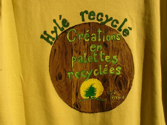 T.shirt Hylé recyclé
