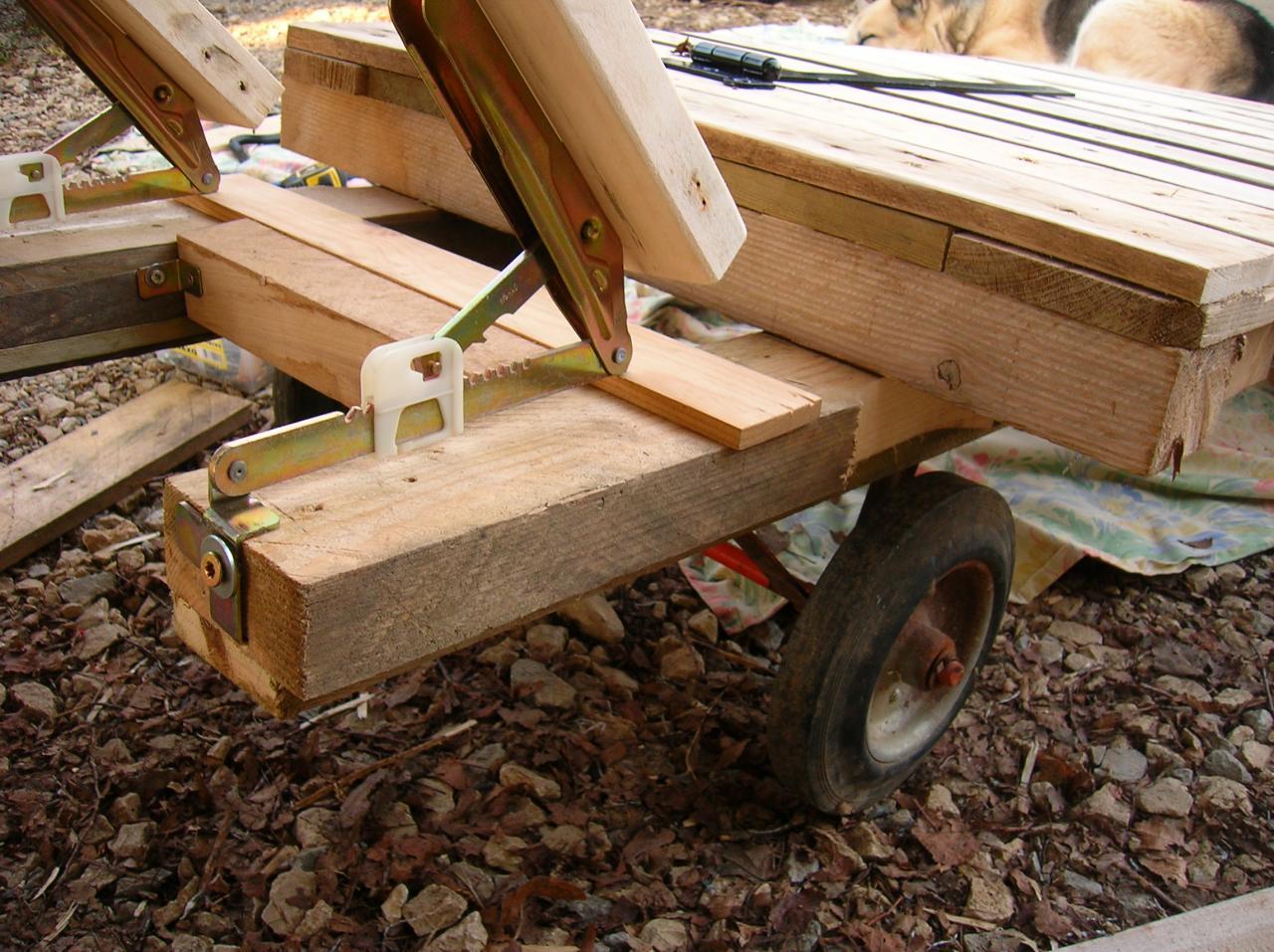 Bain De Soleil Palette chaise longue et palettes recyclees
