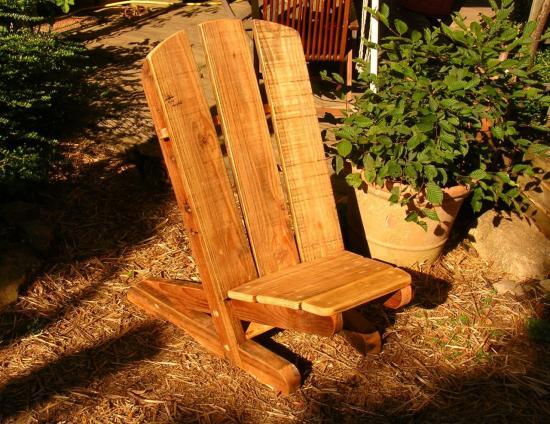 hyle chaise du lac