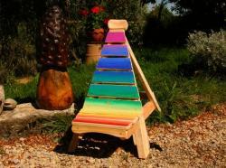 chaise de jardin célestine
